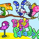 Birds of Paradox by Phil Corbett