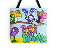 Birds of Paradox Tote Bag