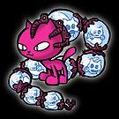 Kitten Parasite 5 by Phil Corbett