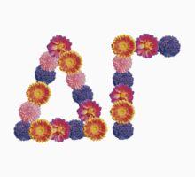 Delta Gamma flowers by rtiscione987