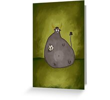 Igor Greeting Card