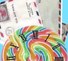 Snail Mail Sticker