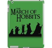 The March of Hobbits iPad Case/Skin