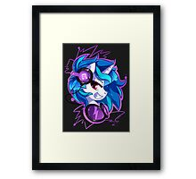 Shock Wave Framed Print
