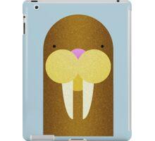 Peekaboo Walrus iPad Case/Skin