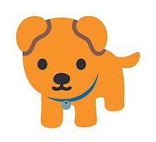 Dog Google Hangouts / Android Emoji by emoji
