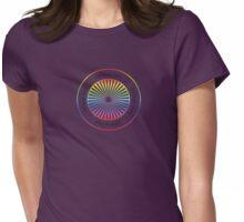 Infinite love wheel #2 Womens Fitted T-Shirt
