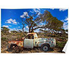 Koonalda Homestead - Nullarbor Plain, South Australia Poster