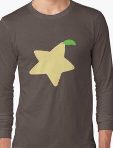 Paopu Fruit (Kingdom Hearts) Long Sleeve T-Shirt