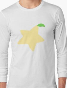 Paopu Fruit (Kingdom Hearts) Long Sleeve T-Shirt