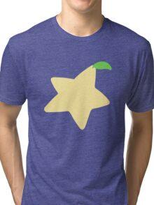 Paopu Fruit (Kingdom Hearts) Tri-blend T-Shirt