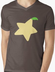 Paopu Fruit (Kingdom Hearts) Mens V-Neck T-Shirt