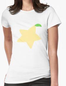 Paopu Fruit (Kingdom Hearts) Womens Fitted T-Shirt