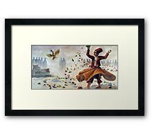 Allagory of Education Framed Print