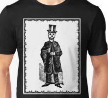 Skeleton Groom (Border) Unisex T-Shirt