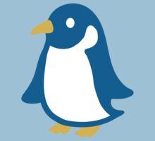 Penguin Google Hangouts / Android Emoji Kids Clothes