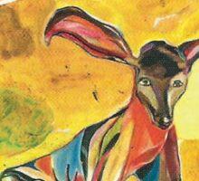 Lost Dog, 1969 Sticker