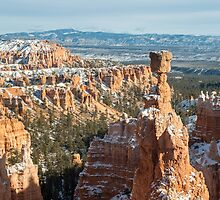 Mjölnir – Bryce Canyon National Park, Utah by Jason Heritage