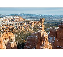 Mjölnir – Bryce Canyon National Park, Utah Photographic Print