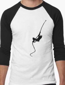 Ninja Stealth Men's Baseball ¾ T-Shirt