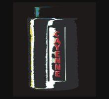 Cayenne Pepper Shaker by Leo Hill
