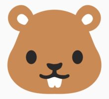 Hamster Face Google Hangouts / Android Emoji Kids Clothes