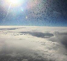 In plane view by Stephen Denham