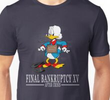 Final Bankruptcy XV Unisex T-Shirt