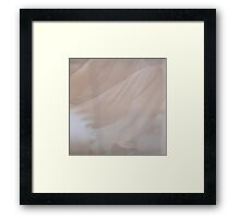 The Narcotic Of Pleasure. Framed Print