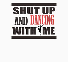 shut up and dancing with me Men's Baseball ¾ T-Shirt