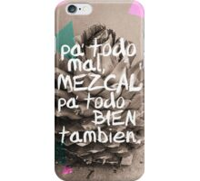 Mezcal agave prints, pillows and phone cases  iPhone Case/Skin