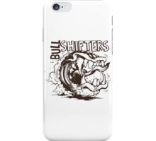 Bull Shifters iPhone Case/Skin