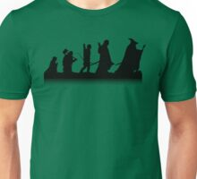 The March of Hobbits (no words) Unisex T-Shirt