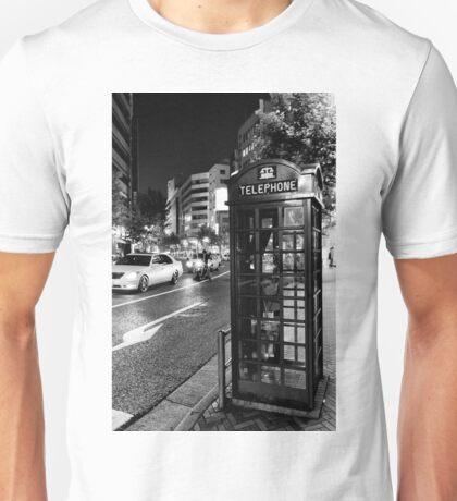Tokyo tardis - Tokyo, Japan Unisex T-Shirt