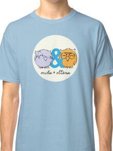 Owls & Otters - ( O&O Emblem ) Classic T-Shirt