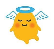 Baby Angel Google Hangouts / Android Emoji by emoji