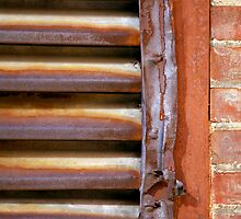 Rusty Grate by rdshaw