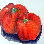Tomatoes by AmyLynn09