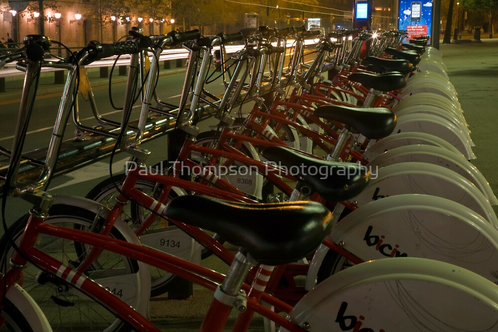 Rent a Bike by Paul Thompson Photography