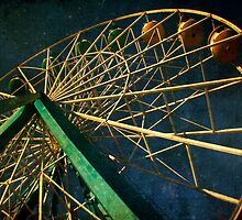 ferris wheel galaxy by paulgrand