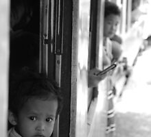 catching the train along the death railway by paul levy