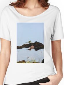 floating life Women's Relaxed Fit T-Shirt
