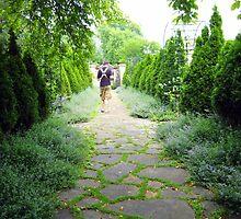 Overgrown Walk by girljo818