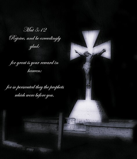 Matthew 5:12 by Michael Reimann
