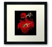 The need for speed! Framed Print