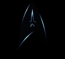 Star Trek Symbol by Longorious
