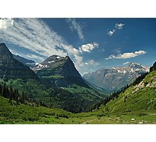 Mountian View Photographic Print