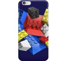 Picasso Toy Bricks iPhone Case/Skin