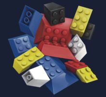 Picasso Toy Bricks by chwatson