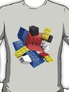 Picasso Toy Bricks T-Shirt